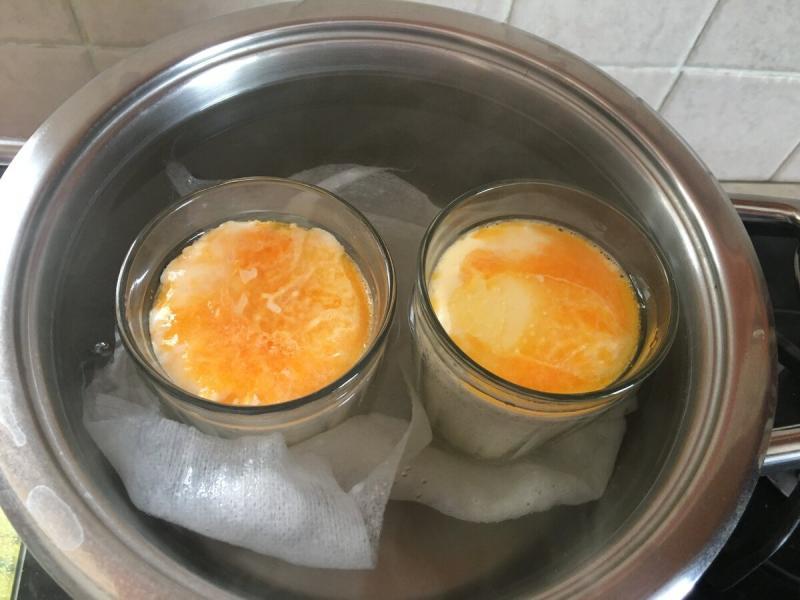 Омлет в стакане. Как готовила его моя бабушка