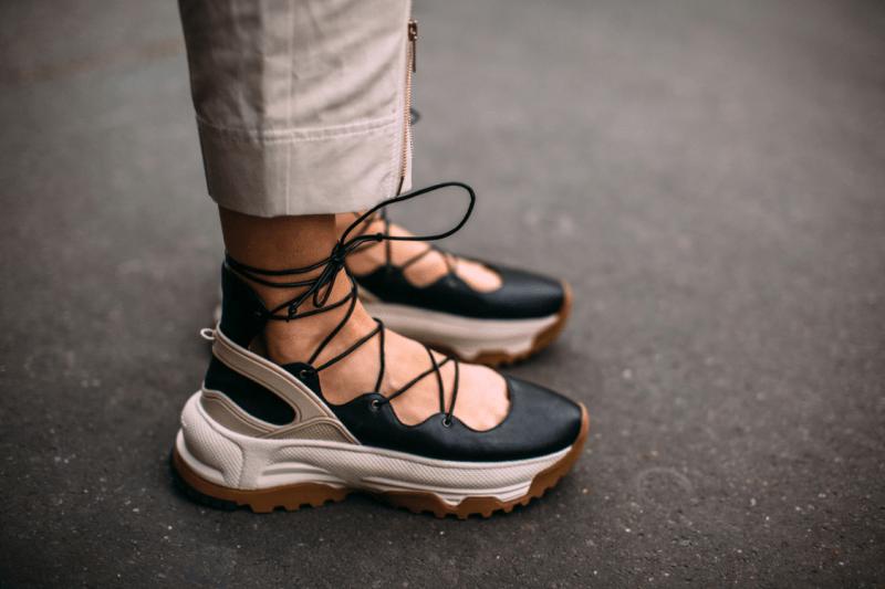 Популярные фасоны туфель для сезона лето 2020