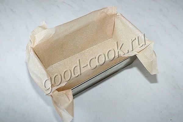 постный чайный кекс с сухофруктами
