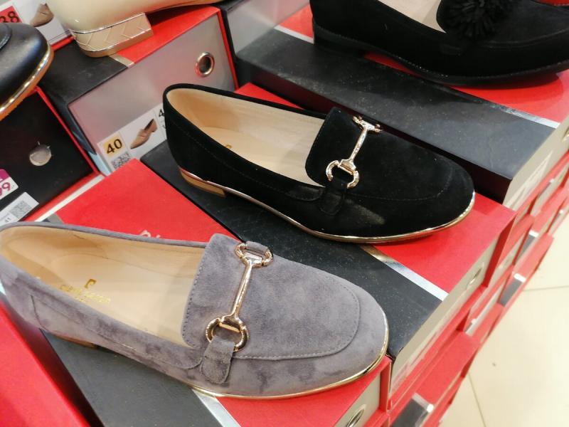 Идём в Кари за удобной обувью. 7 моделей из натуральной кожи.
