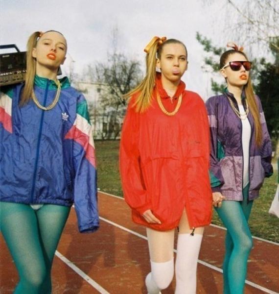 Ох уж эта мода 90-х. Как мы могли так одеваться