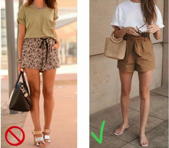 Ошибки летних образов: 7 примеров, как одеваться не надо ⛔️