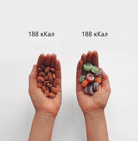 """Почему """"правильное питание"""" не гарантирует похудания"""