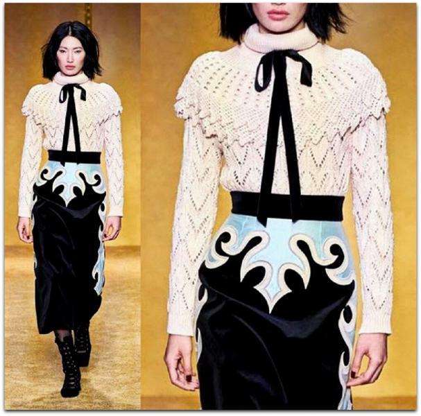 Подиумная мода, которая действительно восхищает