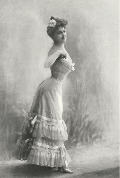 Прекрасная эпоха и право женщин на красивое бельё