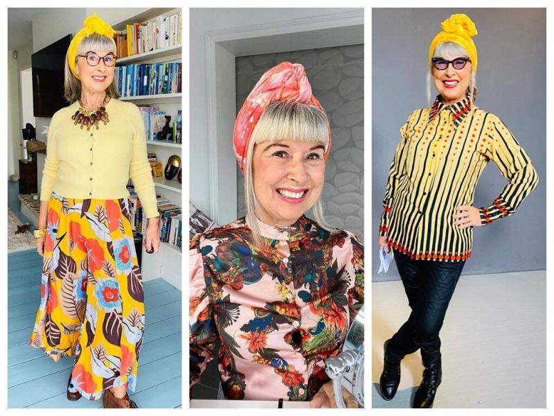 Смело повторяем! 8 стильных образов от молодежи для женщин 50+