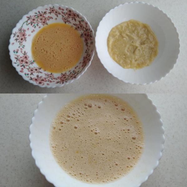 Десерт всего из двух ингредиентов!