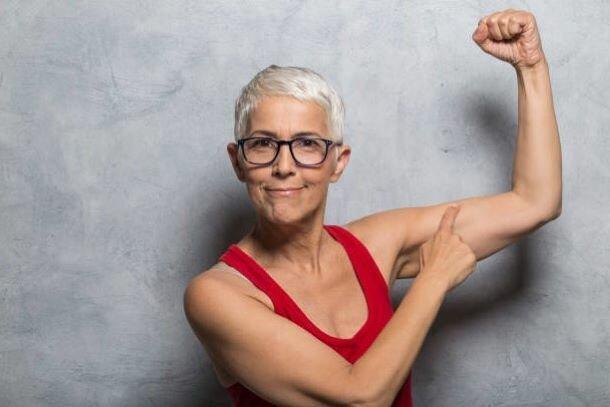 Как похудеть женщине после 50 лет: 4 правила