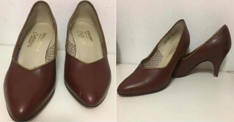 Какая обувь была доступна московским модницам в СССР? Фото 6 пар.