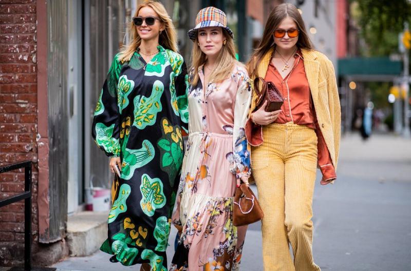 Лето в городе: 7 модных идей от жительниц Нью-Йорка