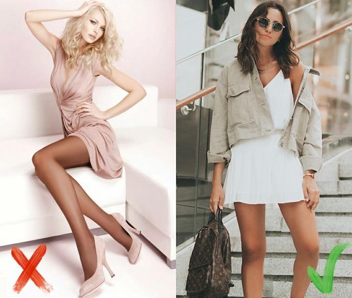 Ошибки летних образов: осторожно, так одеваться нельзя 🚫