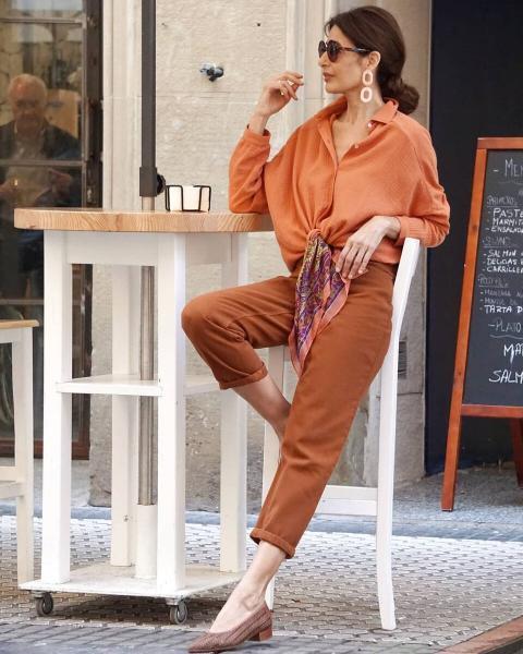 Роскошная женщина 50+: стиль, на который стоит равняться всем