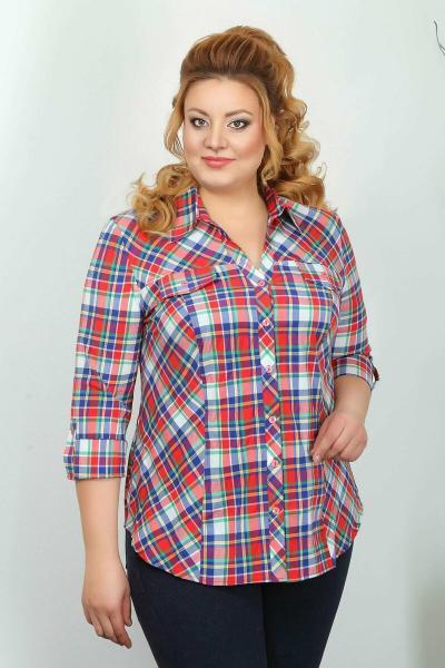 Рубашек много не бывает. 10 фасонов для полных женщин 50+