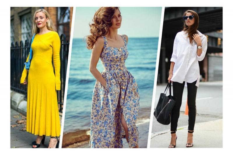 8 простых вещей женского гардероба, которые нравятся мужчинам