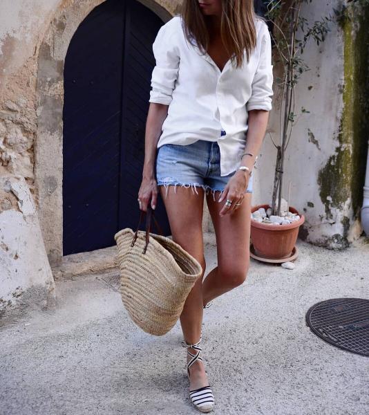 Белая рубашка: 30+ крутых моделей для создания элегантного образа