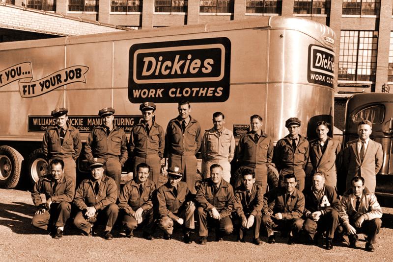 Dickies: культовый бренд рабочей и повседневной одежды