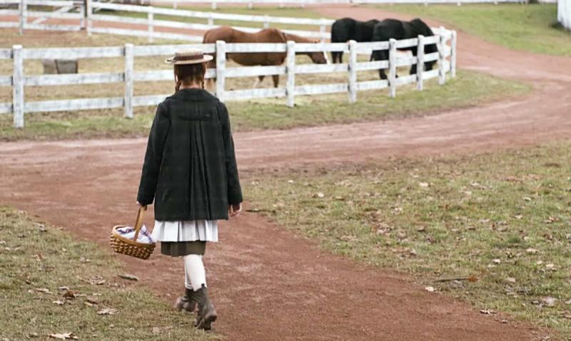 """Энн с двумя """"н"""" или Как одевались фермеры 19 века?"""