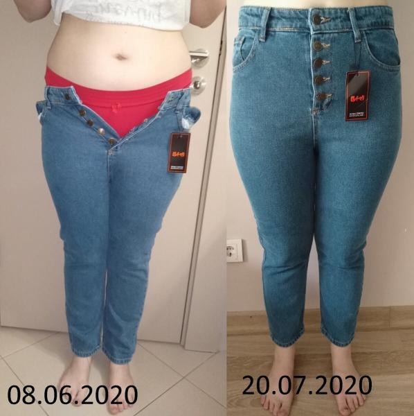 Я похудела на 10 кг!