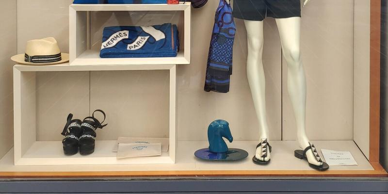 Летняя обувь в итальянских магазинах. Что нового?