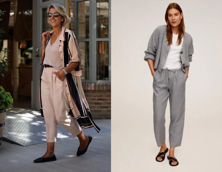 Современная пенсионерка – одеваемся стильно и недорого