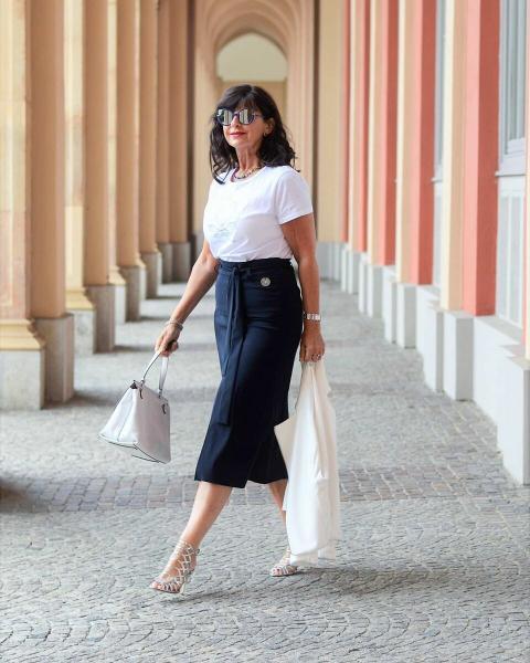 5 белых вещей, без которых женский гардероб можно считать неполным