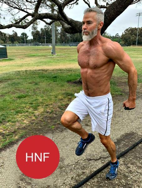 Как я в 51 год похудел на 16кг за 4 месяца. Почему еда не так важна