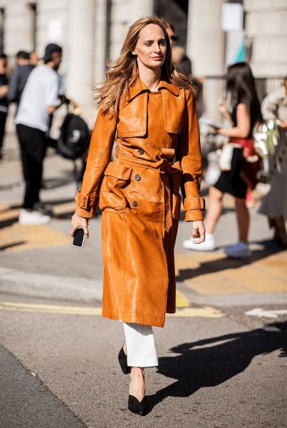 Какая верхняя одежда будет в моде осенью 2020