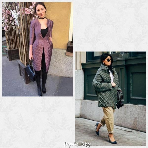 Какие куртки будут носить стильные модницы осенью 2020
