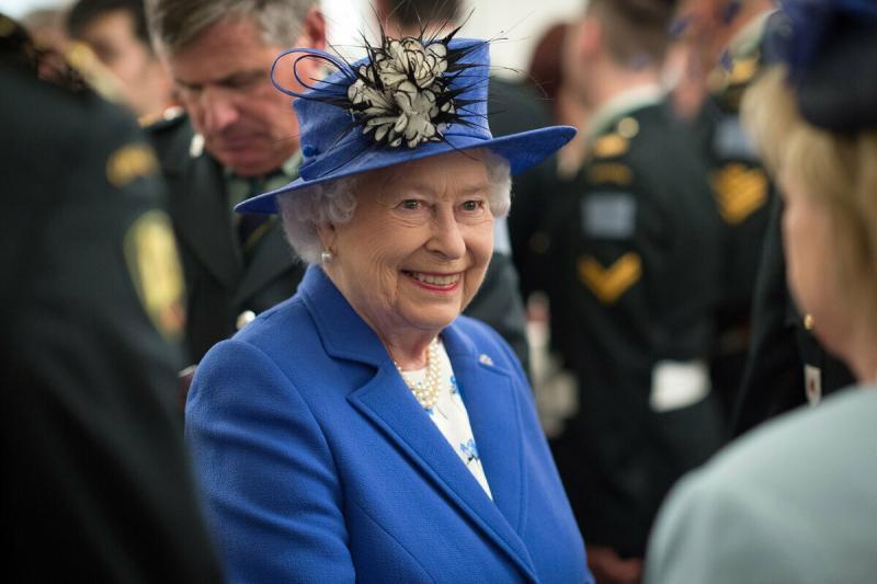 Королева Елизавета II: Забавные Факты О Ее Гардеробе