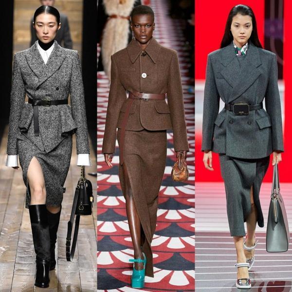 Модные тренды осень-зима 2020-2021