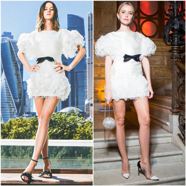 Наши звёзды и Chanel: идеальные образы и досадные промахи