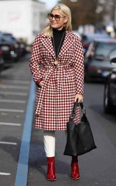 Осенний гардероб для современной зрелой женщины