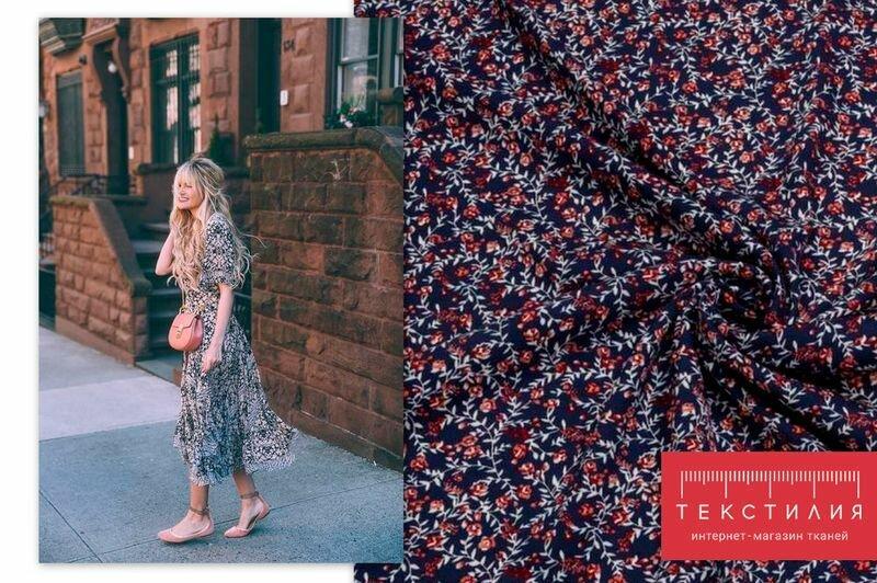 Секреты модного образа с цветочным принтом