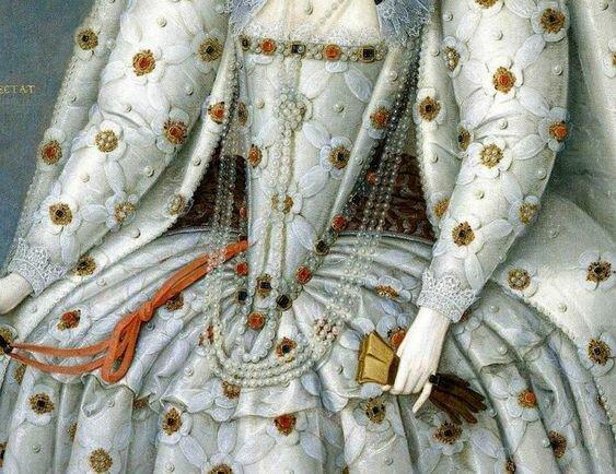 Тюдоры: Большой королевский гардероб