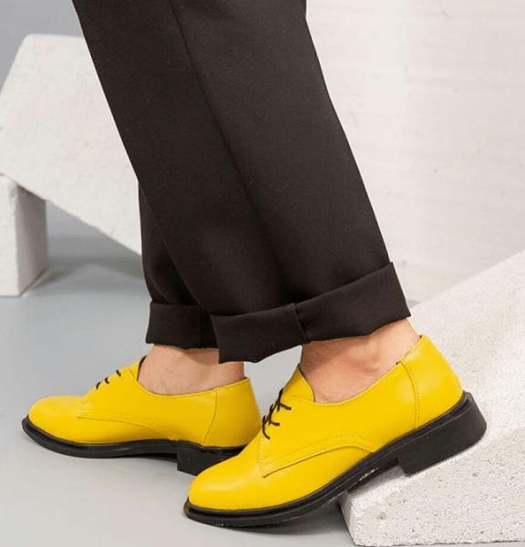 Тренды на осеннюю обувь 2020