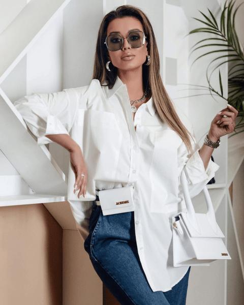 Модные элегантные осенние образы для офиса 2020