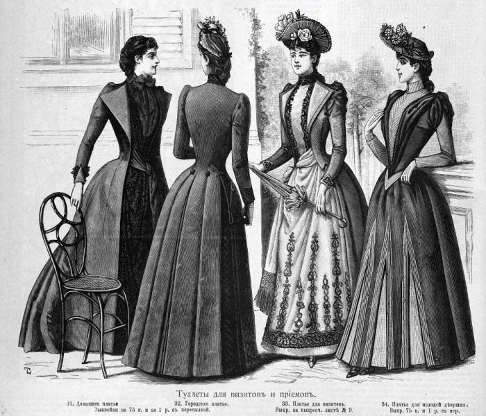 Модные журналы XIX века: показываю, как они выглядели