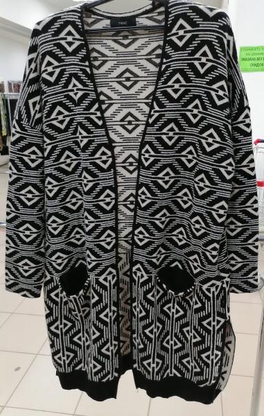 Мой поход в Секонд хенд: белое пальто, 3 кардигана и 2 куртки.
