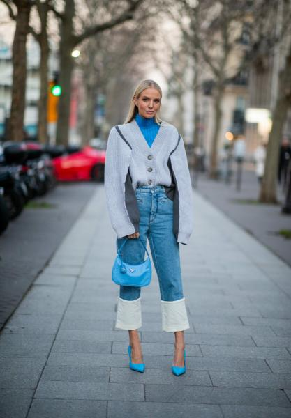 Самые модные джинсы осени-2020: три классных варианта