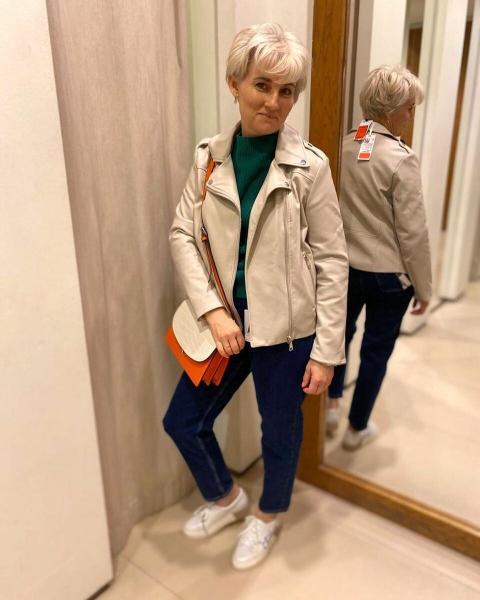 Шоппинг со стилистом: 6 стильных образов для женщины 50-ти лет
