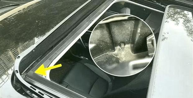 5 отверстий в автомобиле, которые нужно держать в чистоте