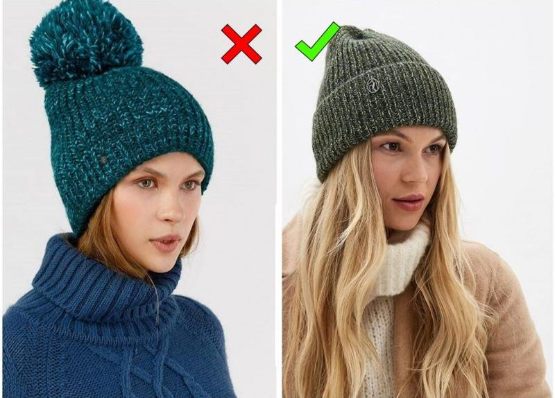 Антитренды шапок: модели, которые уже устарели и требуют замены