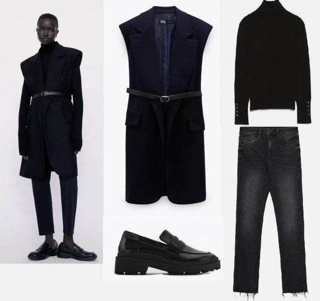 Что надеть осенью 2020: 5 стильных нарядов из Zara и Mango