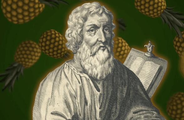 Чудодейственная диета Гиппократа, которая напоминает, что полезная пища лучше лекарств