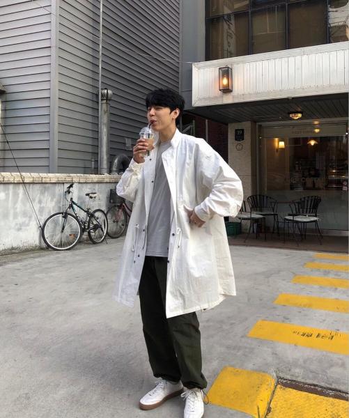 Как на самом деле одеваются корейские мужчины
