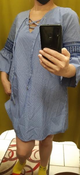 Любое платье из Секогд Хенда за 150₽.Носим и не жалеем о покупках)