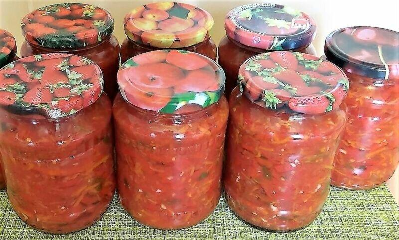 Лучший рецепт томатной заправки - готовим вкусно