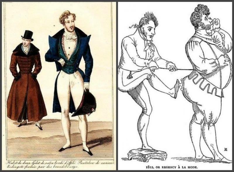 Мужская одежда, которую больше не носят. Интересные факты, о которых вы, возможно, не знали