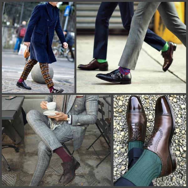 Мужские носки. С чем носить и как выбирать