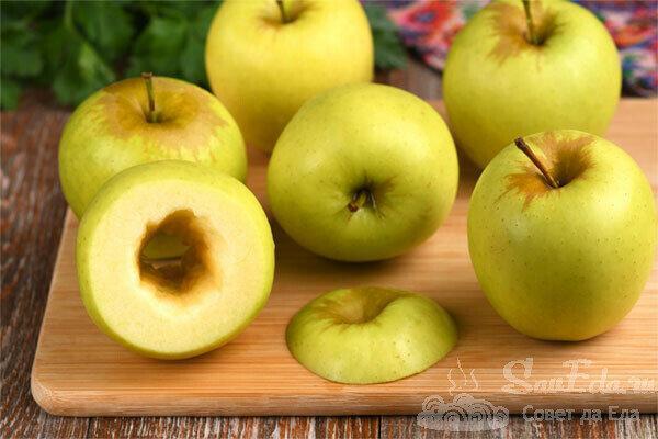 Отличная замена шарлотке! Заливной пирог с целыми яблоками